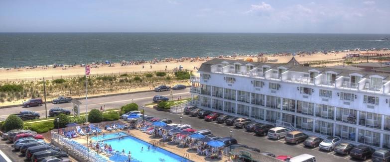 Cape May Hotels >> Award Winning Cape May Beachfront Lodging The Grand Hotel Cape May